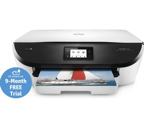 hp envy 5546 home photo all in one wireless inkjet printer