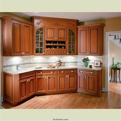 ideas for kitchen cabinets creative wood kitchen cabinets ideas xcitefun net