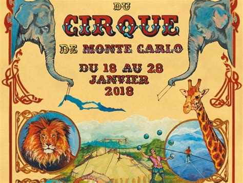 new year circus 2018 monte carlo festival 2018 circus fans association of america