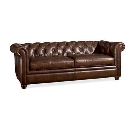 Chesterfield Leather Sofa Sale Pottery Barn Sale Up To 30 Recliners Sofas Sectionals Armchairs And More
