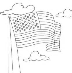 flag coloring page us flag coloring page