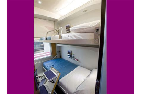 cama gran clase our trains