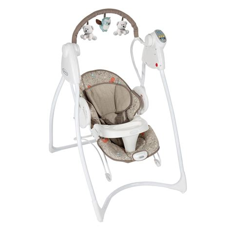 graco swing 3 in 1 graco swing n bounce 2 in 1 swing woodland walk