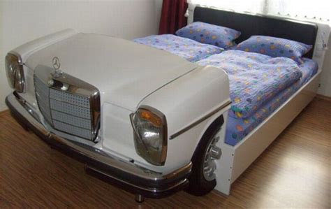 bed for car auto inspired furniture for car lovers