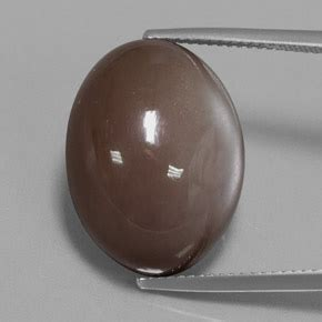 Ruby 21 7ct brown moonstone 21 7ct oval from india and