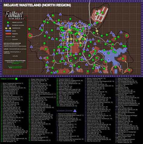 new vegas map fallout new vegas mojave region map png v1 00 neoseeker walkthroughs