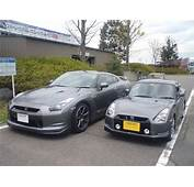 This Is How The Chinese Tried To Copy Nissan GT R With