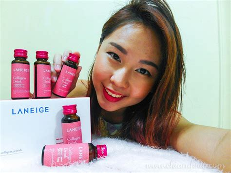 Laneige Collagen Drink laneige collagen drink review and results chiam singapore lifestyle and