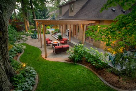 backyard garden designs for family lifescape colorado
