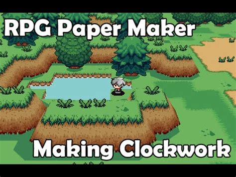 How To Make An Rpg On Paper - clockwork custom editor rpg paper maker