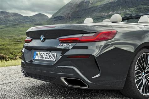 2020 Bmw 850i by 2020 Bmw 8 Series Convertible Top Speed