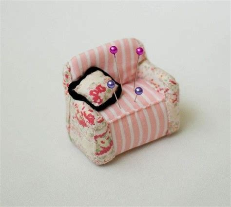 Armchair Pincushion by 17 Best Images About Handmade On Baby Dresses