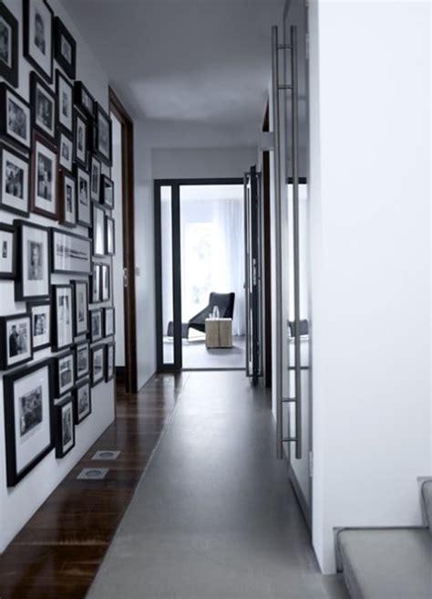 lade da corridoio decorar pasillos con cuadros ideas casas