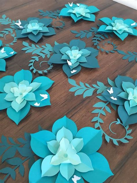 pattern for construction paper flowers best 25 paper succulents ideas on pinterest paper