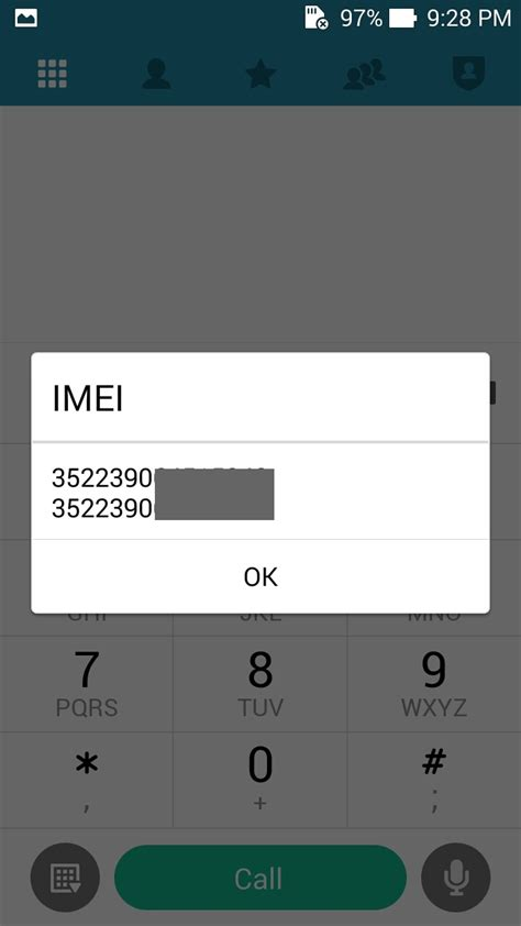 Imei Lookup How To Check Imei On Phone Zenfone
