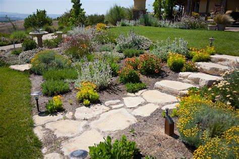 49 best slope drainage images on landscaping