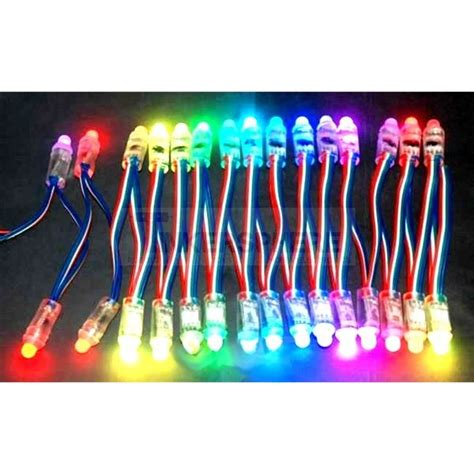 49 99 programmable christmas lights diffused rgb led