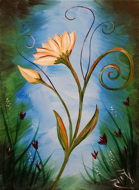 acrylic painting free free acrylic painting tutorials for beginners mafiamedia