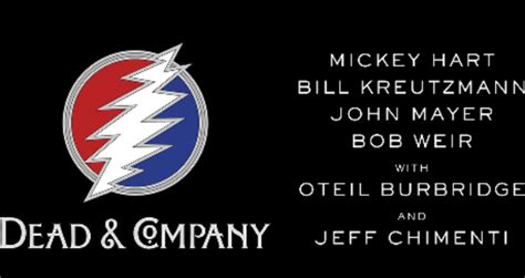dead and company verified fan tour announced dead and company gt summer tour 2017