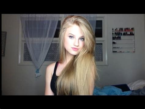 voluminous haircut for straight hair how to get voluminous straight hair youtube