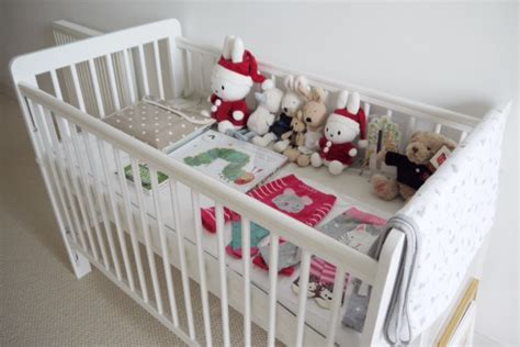 Baby Day Bed by Nursery Update Part 1 Baby Room Gold Clouds Etsy Lewis Cot Ikea Day Bed Nursery