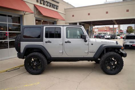 Jeep Wrangler Unlimited Rubicon Lift Kit Jeep Wrangler Unlimited Rubicon Lifted For Sale 379 Used