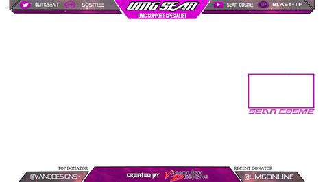 html layout overlay twitch overlay