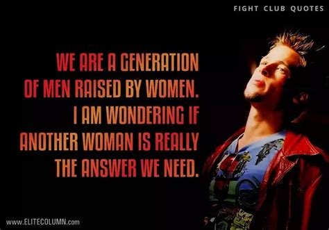 durden quotes what are the best durden quotes from fight club quora