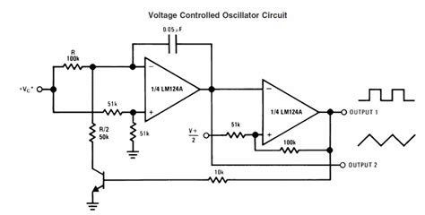 integrator circuit triangle wave lm358n integrator problem page 1