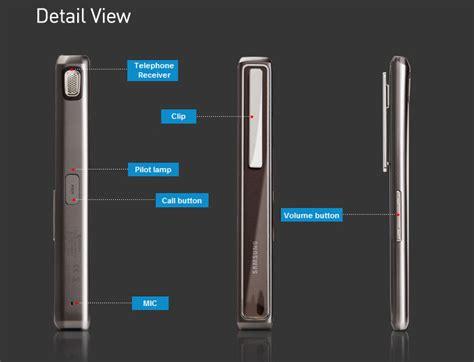 Pasaran Headset Samsung samsung hm5000 headset bluetooth berbentuk pena yangcanggih