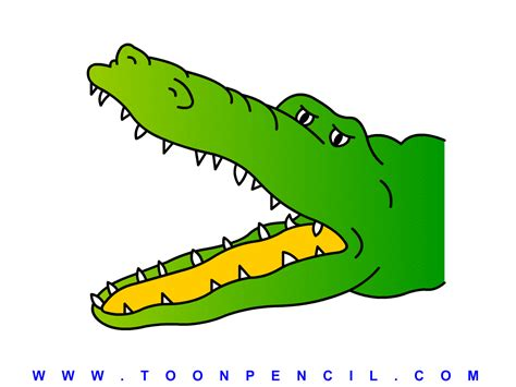 crocodile clipart crocodile in water drawing wallpapers gallery