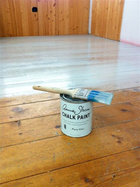chalk paint wood chalk paint 174 on a floor with s lacquer for