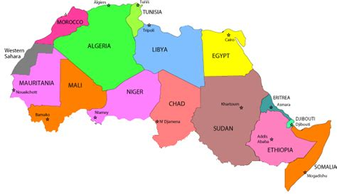 learn the map of africa easily by this africa map learn 28 images 1000 images about things to