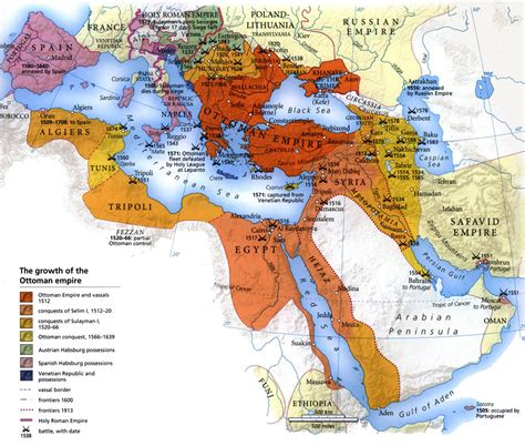 ottoman empire 1500 map ottoman empire at its largest the ottoman empire facts and map empires file ottoman empire