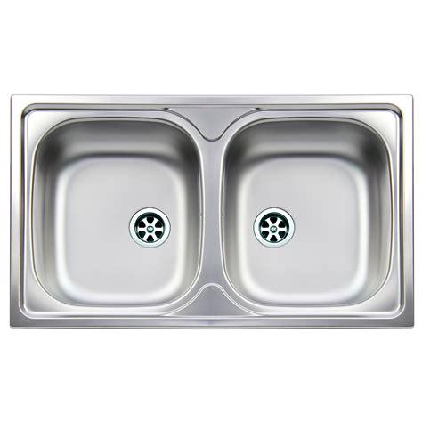 lavello cm lavello cucina atmosfera apell a due vasche 86x50 cm