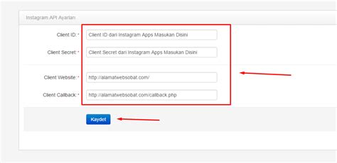 cara membuat website instagram cara membuat website auto followers instagram admin