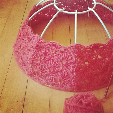 pattern crochet lshade busy summer days and a new crochet project rosy blu
