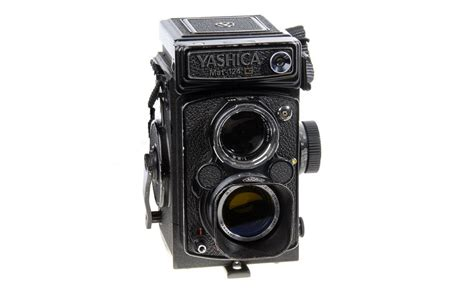For Yashica Mat 124g by Yashica Mat 124g Warrenworks