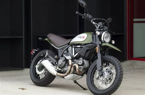 Spacius by The Top Five Ducati Scramblers Of All Time