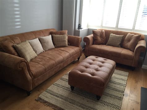 Brown Leather Sofa Ideas Brown Leather Sofa Brown Leather Sofa With Fabric Cushions 74 With Brown Leather Sofa With