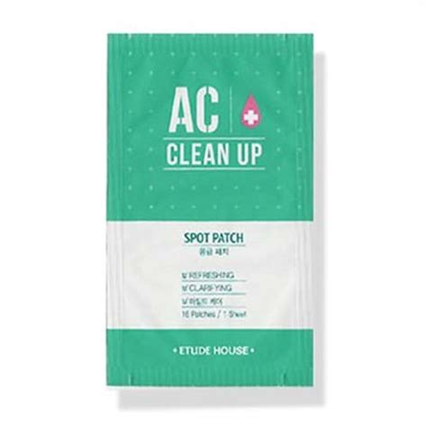 Etude Ac Clean Up etude house ac clean up spot patch etude house patch