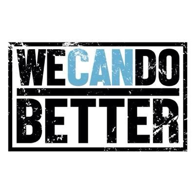 Who Did It Better by We Can Do Better Wecando Better