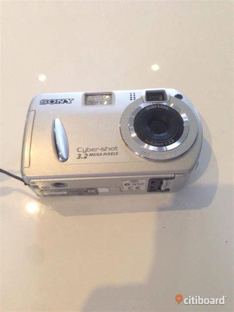 Kamera Sony Cyber 7 2 Mega Pixels sony kamera dscp72 cyber 3 2 megapixels kamera