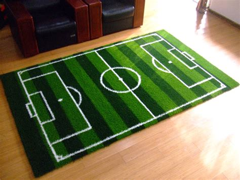 soccer rugs carpets soccer decor ultimate inspiration for football soccer fan