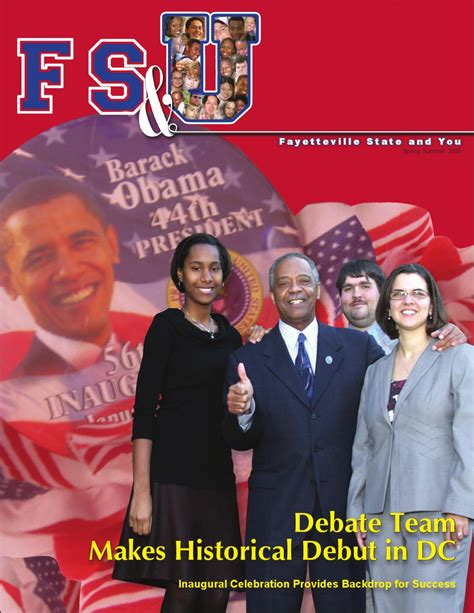 Fayetteville State Mba Reviews by 09 Fs U Magazine By Fayetteville State Issuu