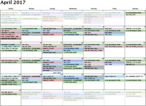 Calendar And Events Events Calendar