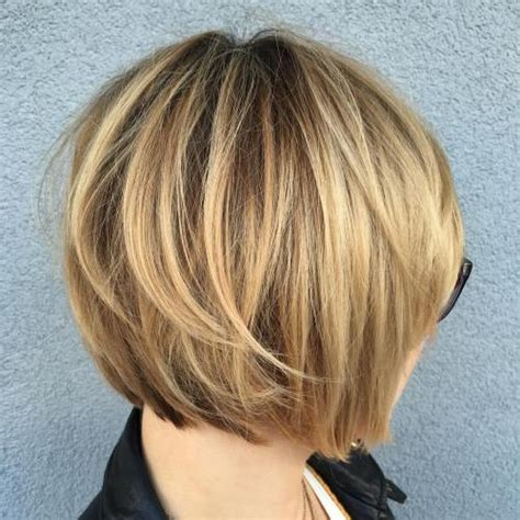 bob haircut with style 40 layered bob styles modern haircuts with layers for any