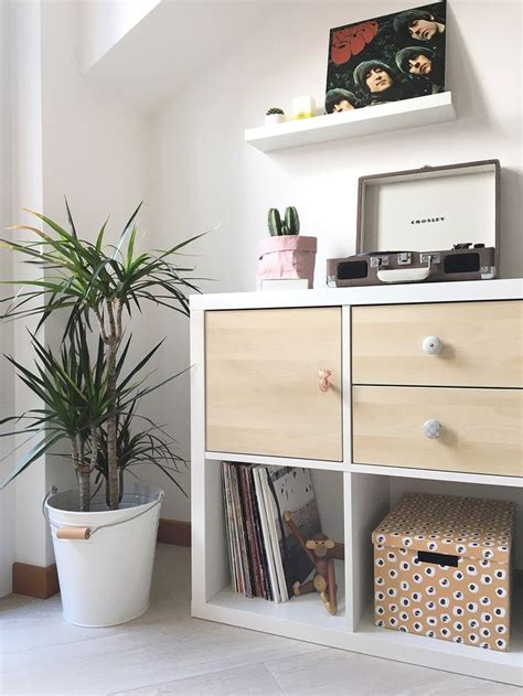 best 25 kallax shelving unit ideas on pinterest