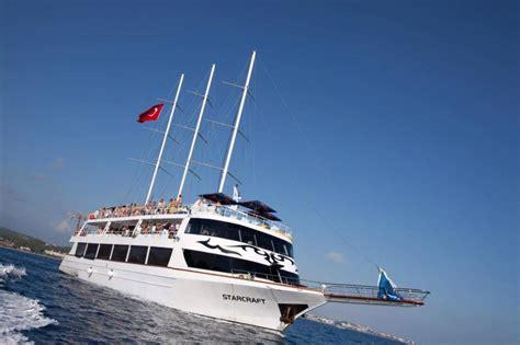 tekne navigasyon programı starcraft lux tekne turu