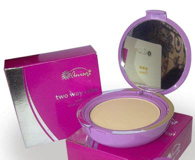 Bedak Rivera Two Way Cake perawatan wajah bedak padat anisa two way cake sarana muslim store
